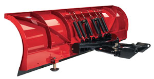 STANDARD-DUTY AND SUPER-DUTY STRAIGHT BLADE SNOW PLOW
