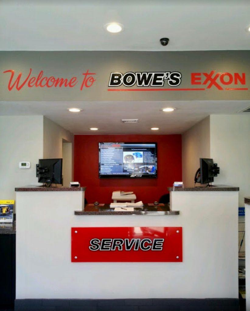 About BowesExxon