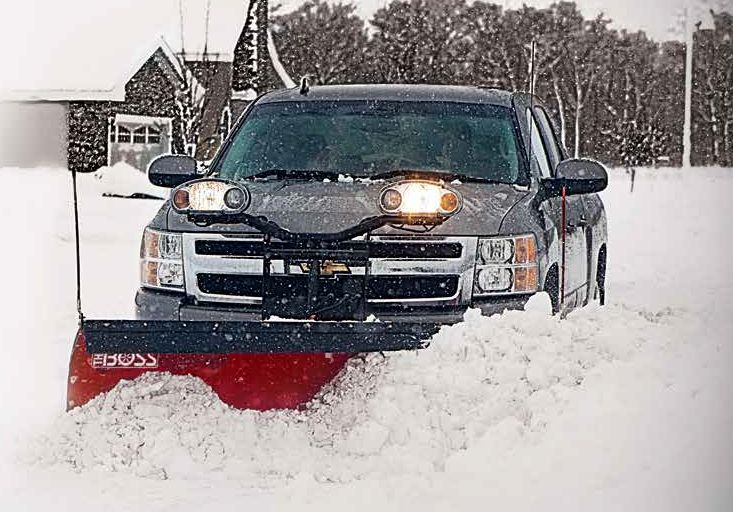 SPORT DUTY Snow PLOW